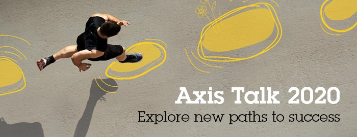 Register for Axis Talk 2020