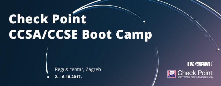 Check Point CCSA/CCSE Boot Camp